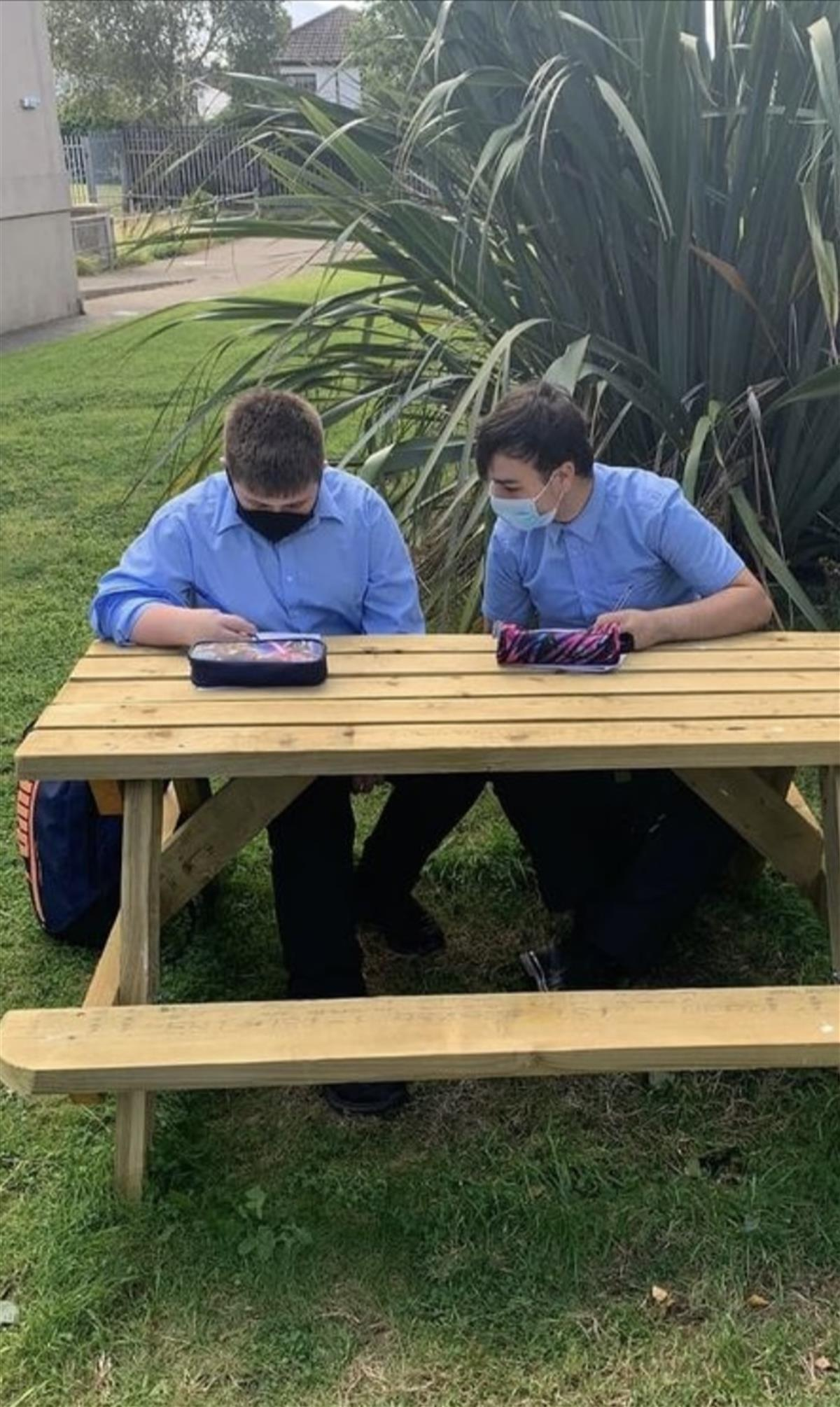 Habitat Study - Outdoor Classroom
